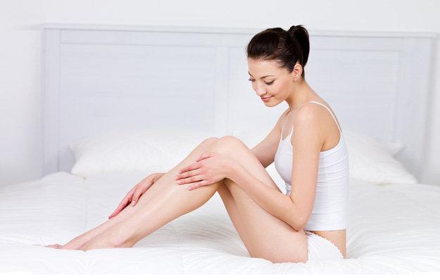 A remoção dos pêlos corporais