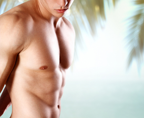a melhor maneira de depilação masculina