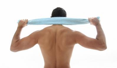 Como remover os pêlos ou depilar as costas