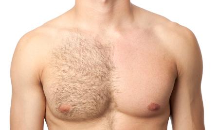 Maneiras de o homem depilar o corpo