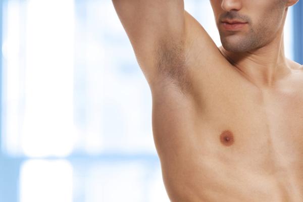 A primeira depilação masculina